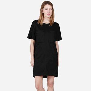 Everlane cotton pocket dress